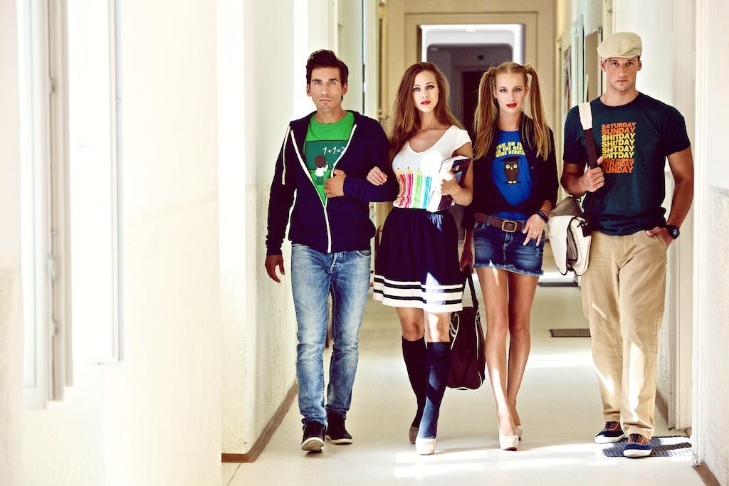 Back to School - Shirtinator