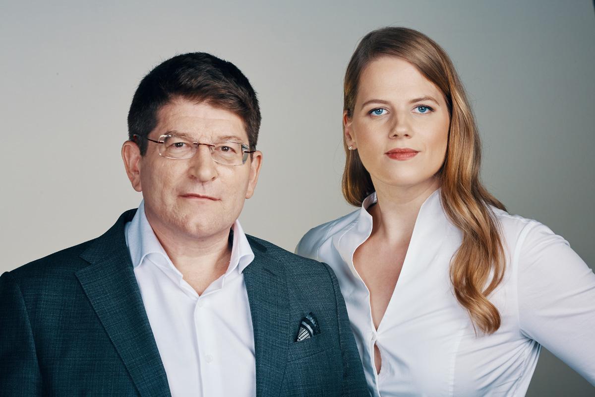 Bjorn und Marisa